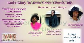 God's Glory Women's Revival