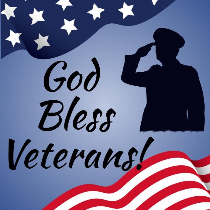 God Bless Veterans