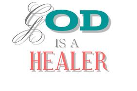 God Is A Healer 1