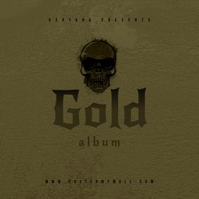 Gold Album CD Cover