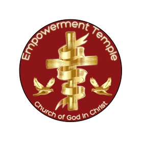 Gold Cross church logo