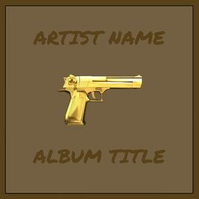 GOLD GUN COVER