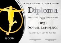 gold medal diploma