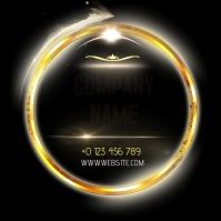 GOLD PROFESSIONAL LOGO DESIGN TEMPLATE Ilogo