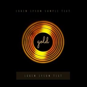Golden Album Cover