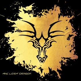 Golden Album Template