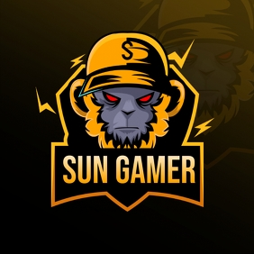 Golden Gaming Logo Esports