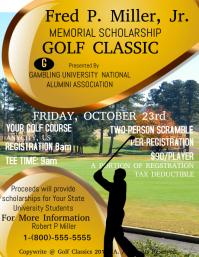 Golf Classic Memorial Scholarship