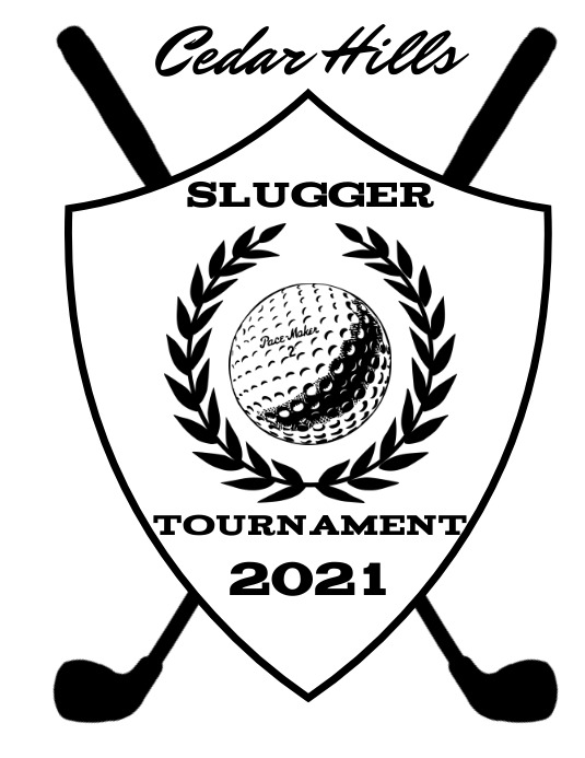 Golf Logo Løbeseddel (US Letter) template