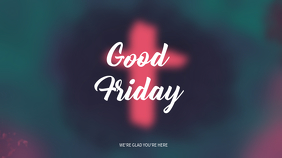 Good Friday Church Template