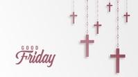 Good Friday Wpis na Twittera template