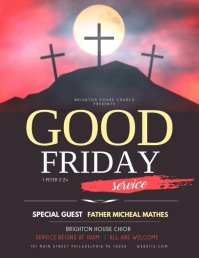 Good friday Volante (Carta US) template