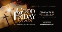 Good Friday Facebook Shared Image template