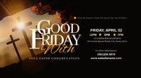 Good Friday Twitter Post Iphosti le-Twitter template