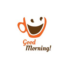 GOOD MORNING! LOGO