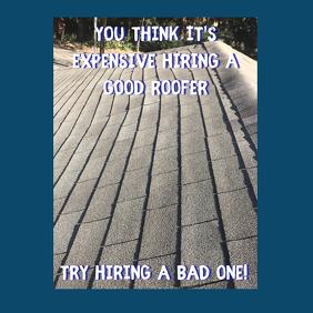 good roofer