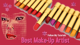 Google Cover Image/Make-Up Artist/Women