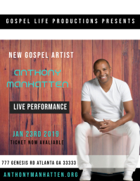 Gospel Artist Concert