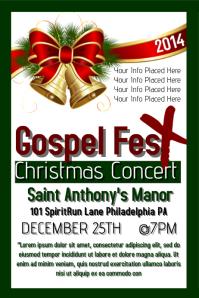 Gospel Christmas Concert