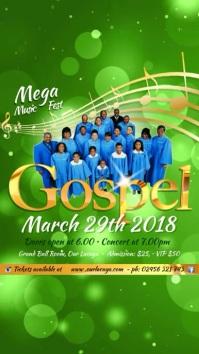 Gospel Festival Template