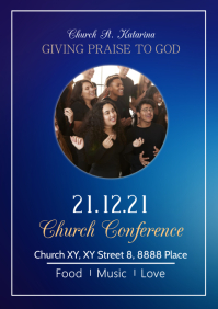 Gospel Night Church conference Music Event
