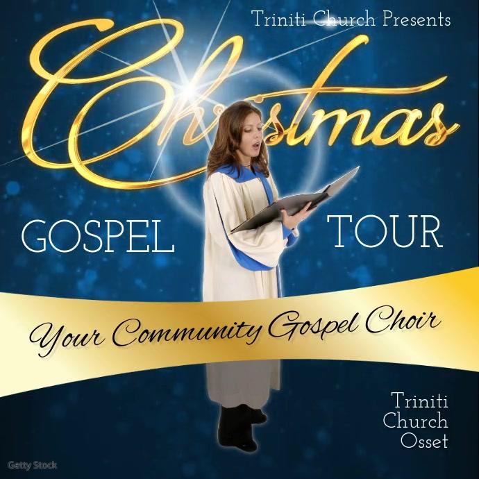 Gospel Tour Template