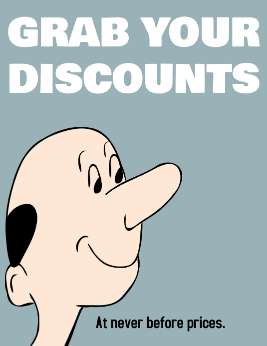 Grab your discounts