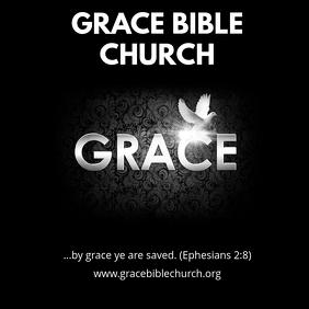Grace Bible Church Logo