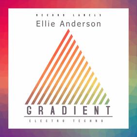 Gradient Album Cover