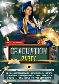 graduate A4 template