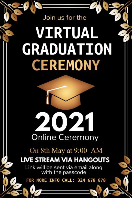 Graduation, Graduates, Congrats Graduates 横幅 4' × 6' template