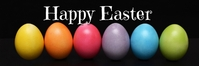 easter,spring,event,party Twitter Header template