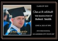 Graduation Announcement Invitation
