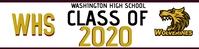 Class Reunion Banner Spanduk 2' × 8' template