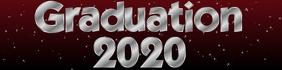 Graduation Banner template