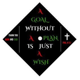 Graduation Cap Design
