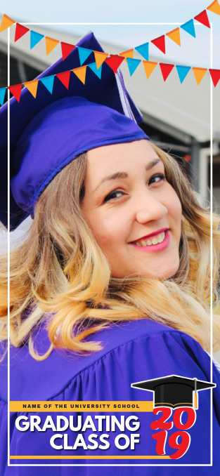Graduation Class Snapchat Filter