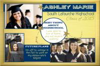 Graduation Collage Wall Art
