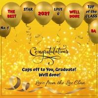 GRADUATION Congratulations