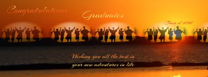 Graduation Facebook Banner