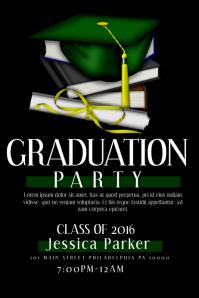 GRADUATION · Graduation Invitation