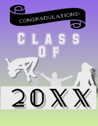 Graduation Flyers