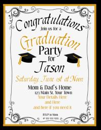 Graduation Invitation