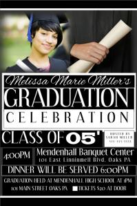 Graduation Invitation · Graduating Class Template