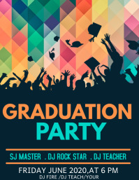 Graduation party flyers,event flyer