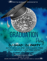 Graduation Party Template