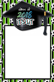 Graduation Party Prop Frame