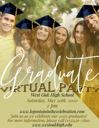 Graduation Party Template