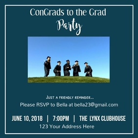 Graduation Party Video