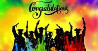 Graduation Template Gambar Bersama Facebook